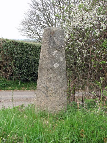 Bude Lane Cross