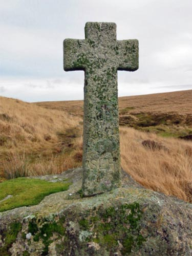 Hutchinson Memorial Cross on the Devonport Leat