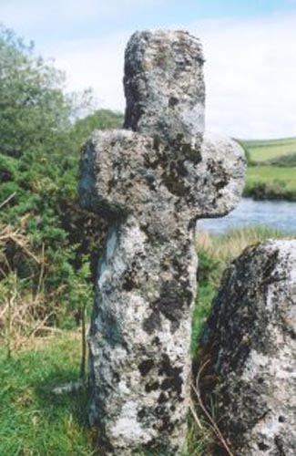 Memorial Cross at Dunnabridge Farm