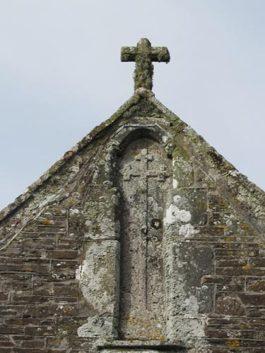 Meavy Village Cross
